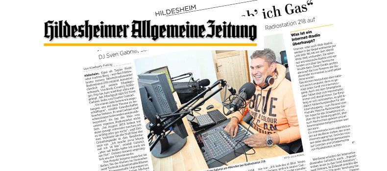 Hildesheimer Allgemeine Zeitung 24.01.2019